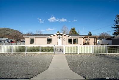 Chelan County Single Family Home For Sale: 305 S Bradley Street