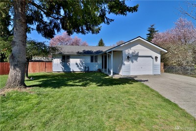 Mount Vernon Single Family Home Pending: 1711 Meadow Dr