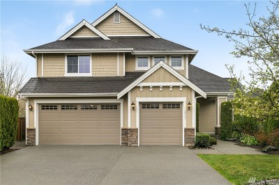Sammamish Single Family Home For Sale: 2944 277th Terr SE