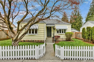 Everett Single Family Home For Sale: 2519 Jackson Ave