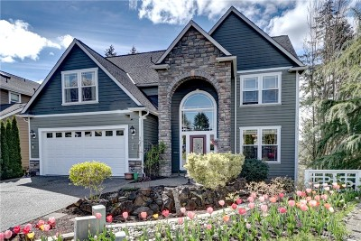 Tumwater Single Family Home Contingent: 1639 52nd Ave SE