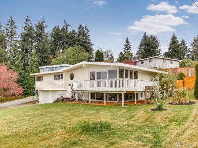 Edmonds Single Family Home Contingent: 7315 179th St SW