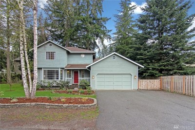 Woodinville Single Family Home For Sale: 21509 52nd Ave SE