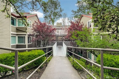Issaquah Condo/Townhouse For Sale: 700 Front St S #D209