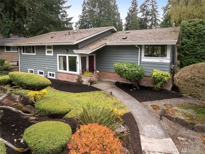 Shoreline Single Family Home For Sale: 1623 NW 192nd St