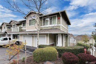 SeaTac Condo/Townhouse For Sale: 21210 40th Wy S #F 96
