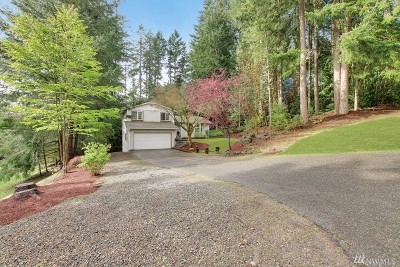 Gig Harbor Single Family Home For Sale: 3506 107th St NW