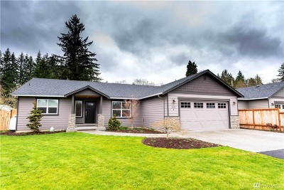 Snohomish Single Family Home For Sale: 519 147th Ave SE #A