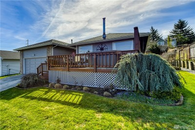 Skagit County Single Family Home Sold: 2607 W 3rd Street