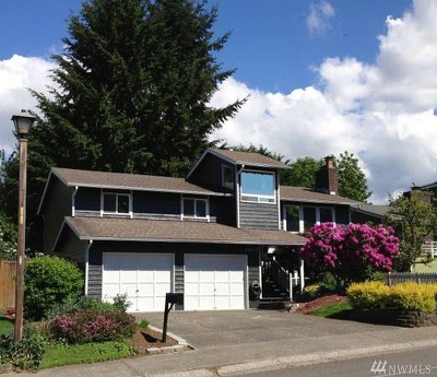 Kirkland Single Family Home For Sale: 14108 90th Ave NE