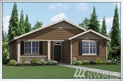 Mount Vernon Single Family Home For Sale: 3208 Braeburn Alley