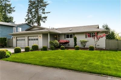Renton Single Family Home For Sale: 13601 SE 141st St