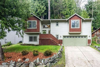 Bellingham Single Family Home Contingent: 31 Horseshoe Cir