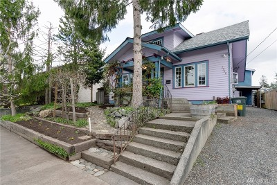 Bellingham Single Family Home Pending Inspection: 2308 I St