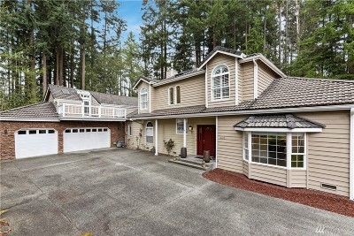 Lynnwood Single Family Home Contingent: 16610 60th Ave W