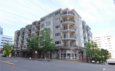 Bellevue Commercial For Sale: 300 110 Ave NE #B1-08