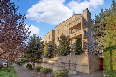 Condo/Townhouse Sold: 6970 California Ave SW #B-308
