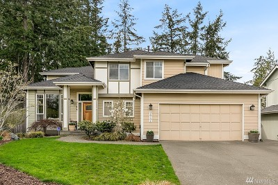 Maple Valley Single Family Home For Sale: 26731 236th Place SE