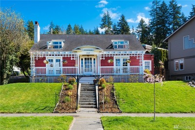 Bellingham Single Family Home Sold: 363 S Forest St