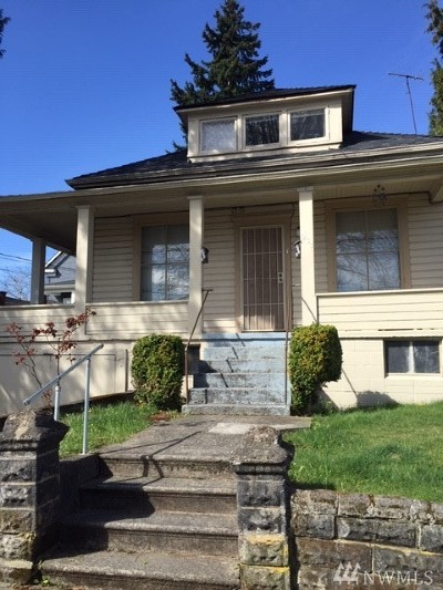 Bremerton Multi Family Home For Sale: 903 Highland Ave