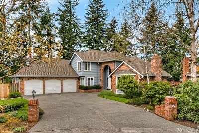 Federal Way Single Family Home For Sale: 566 SW 334th Ct