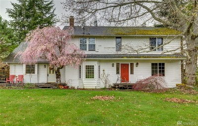Bellingham Single Family Home For Sale: 3765 E Smith Rd