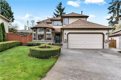 Federal Way Single Family Home For Sale: 1821 S 380th Place