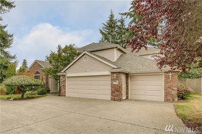 Edmonds Single Family Home For Sale: 8508 218th St SW