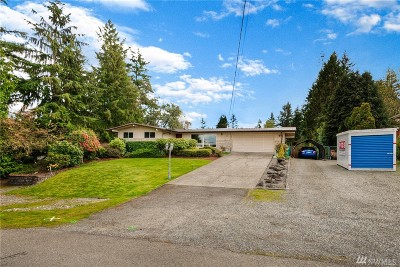 Federal Way Single Family Home For Sale: 1235 SW 301st St