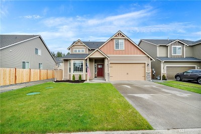 Yelm Single Family Home Pending: 14408 99th Ave SE