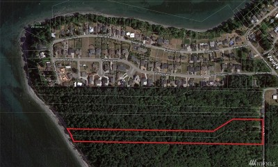 Blaine WA Residential Lots & Land For Sale: $1,150,000