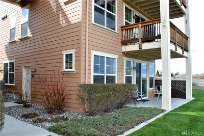 Moses Lake Condo/Townhouse For Sale: 4395 Westshore Dr NE #1001
