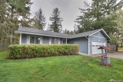 Rainier Single Family Home Pending Inspection: 201 Country Estates Dr W