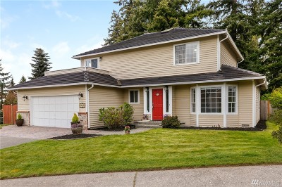 Mukilteo Single Family Home For Sale: 1452 Goat Trail Loop Rd