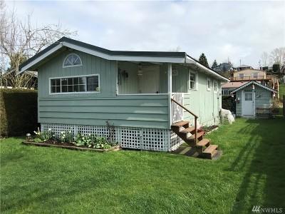 Blaine Single Family Home Pending: 7542 Morrison Ave