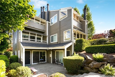 Kirkland Condo/Townhouse For Sale: 337 2nd Ave S #101