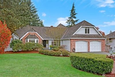 Sammamish Single Family Home For Sale: 20321 NE 34th Ct