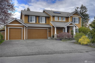 Puyallup Single Family Home For Sale: 9313 171st St E