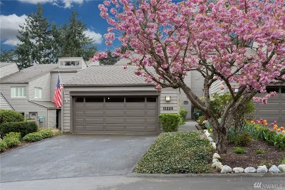 Bellevue Condo/Townhouse For Sale: 10229 NE 19th Place #C-1