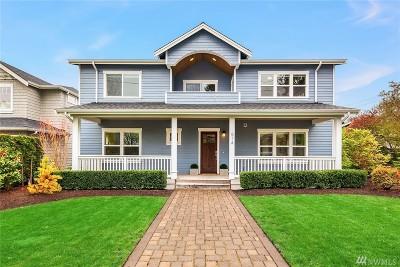 Kirkland Single Family Home For Sale: 514 13th Ave