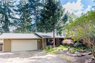 Olympia Single Family Home For Sale: 4236 Highline Dr SE