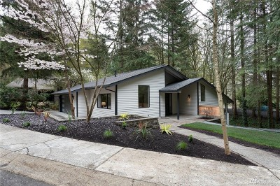 Bellevue Single Family Home For Sale: 500 176th Lane SE