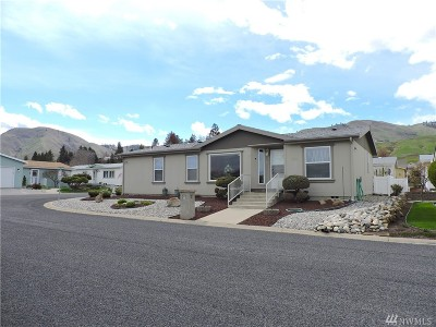Wenatchee Single Family Home Contingent: 1202 Woods Street