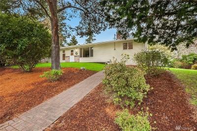 Bothell Single Family Home For Sale: 20006 101st Ave NE