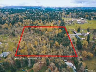 Graham Residential Lots & Land For Sale: 11 234th St E