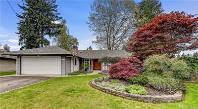 Bellevue Single Family Home For Sale: 1816 169th Ave NE