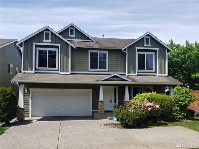 Covington Single Family Home For Sale: 16420 SE 264th St