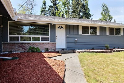 Federal Way Single Family Home For Sale: 30215 7th Ave S