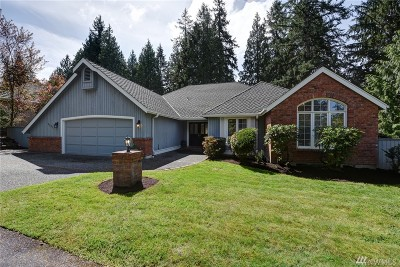 Sammamish Single Family Home For Sale: 21817 NE 30th Place