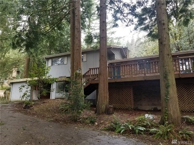Issaquah Single Family Home For Sale: 1490 Wildwood Blvd SW